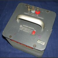 G R mod. 1482-R Standard Inductor GENERAL RADIO mod. 1482-R Strumenti