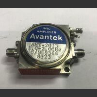 AMT-2013 RF Amplifier AVANTEK AMT-2013 Accessori