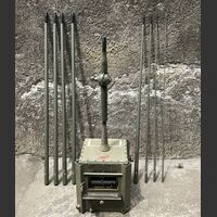 Antenna HF per RH6/1000 Antenna HF per RH6/1000  TELETTRA Apparati radio