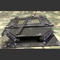 MT-1/PRC-1 + FL-1/RH-4 Base antivibrante  MT-1/PRC-1 con filtro stabilizzatore FL-1/RH-4 Apparati radio