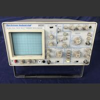 BECKMAN INDUSTRIAL 9020 Dual-Trace Delay-Timebase Oscilloscope BECKMAN INDUSTRIAL 9020 Strumenti