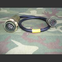 N°9/109 Cavo Collegamento  N°9/109 Apparati radio militari