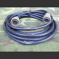 5995-15-061-8222 Cavo di collegamento interfono 5995-15-061-8222 Accessori per apparati radio Militari