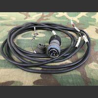 4803 A 12 1610 Cavo calc/alim. Shelter 4803 A 12 1610 Accessori per apparati radio Militari