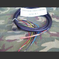 CNA.005 Cavo Alimentazione CA/CC CNA.005 Accessori per apparati radio Militari