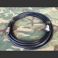 RG 213/U 4,5 mt Bobina di Cavo antennaRG 213/Ua norme MIL Accessori per apparati radio Militari