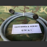 Cavo Banda B PCB. Cavo Collegamento Banda B PCB. Accessori per apparati radio Militari