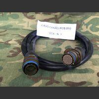 Cavo PCB. Cavo Collegamento Canali PCB. Accessori per apparati radio Militari