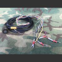 5965-15-005-9062 Cavo di Energia Completo V5 5965-15-005-9062 Apparati radio militari