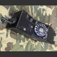 P.O. 13 Centralino Telefonico -Pannello Operatore- P.O. 13 Apparati radio militari