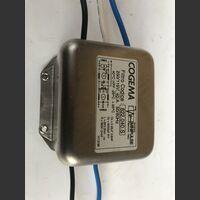 COGEMA 822.040.S Filtro Rete monofase COGEMA 822.040.S Trasformatori e Filtri Rete