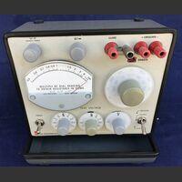 GENERAL RADIO 1864 Megohmmeter GENERAL RADIO 1864 Strumenti