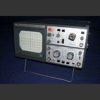 HAMEG HM 203 Dual Trace Oscilloscope HAMEG HM 203 Strumenti