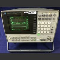HP 3561A Dynamic Signal Analyzer HP 3561A Strumenti
