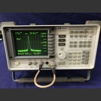 HP 8562A Spectrum Analyzer HP 8562A Strumenti