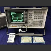 HP 8591E Spectrum Analyzer HP 8591E Strumenti