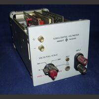 HP 5265A Modulo Preset Unit HP 5265A Accessori per strumentazione