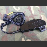 M-80C/U Microfono M-80C/U Apparati radio militari
