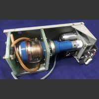 JENNINGS 7 - 1000 pf 3 Kvolt JENNINGS  7 - 1000 pf  3 Kvolt Condensatore variabile sottovuoto Componenti elettronici