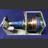 JENNINGS 30 - 2000 pf 7,5 Kvol Condensatore variabile sottovuoto JENNINGS  30 - 2000 pf  7,5 Kvolt Componenti elettronici