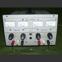 LAMBDA model LPD-421A-FM-W Alimentatore Duale LAMBDA model LPD-421A-FM-W Strumenti