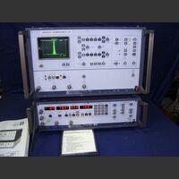Rohde & Schwarz RME-5/RMS-5 Radio Link Measuring Set Rohde & Schwarz RME-5/RMS-5 Usata-Revisionata