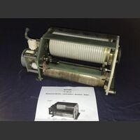Roller motorizzato Roller motorizzato Bobina variablie da 3 - 80 micro Henry Apparati radio