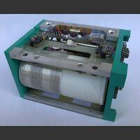 imp2-60mH Induttanza variabile Professionale con controller motorizzato  da 2 - 60 micro Henry 25 Watt Componenti elettronici