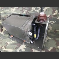 BX-155A Antenna veicolare HF con accordatore BX-155A Accordatori di antenna