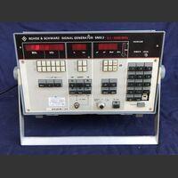 ROHDE & SCHWARZ SMS2 Signal Generator ROHDE & SCHWARZ SMS2 -da revisionare Strumenti