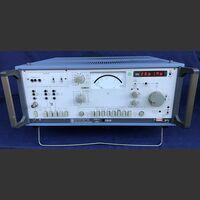 SPM-12 + BN608/01 Level Meter WANDEL & GOLTERMANN SPM-12 + BN608/01 Strumenti