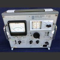 WANDEL & GOLTERMANN SPM-3 Selective Level Meter WANDEL & GOLTERMANN SPM-3 Strumenti
