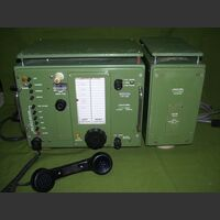 SAILOR  type T128 Marine SSB Transmitter Radio SAILOR  type T128 Apparati radio