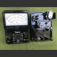Scocca Simpson 260 Scocca in bachelite con strumento analogico SIMPSON mod. 260 Accessori per strumentazione
