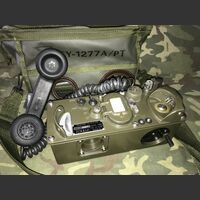 TA-312/PT Telefono da campo TA-312/PT Apparati radio