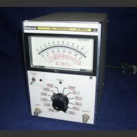 NATIONAL VP-9631A AC Voltmeter NATIONAL VP-9631A Strumenti