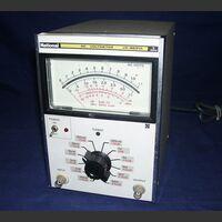 NATIONAL VP-9631A AC Voltmeter NATIONAL VP-9631A Strumenti