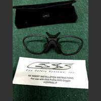 ESS- Inserto per lenti U-Rx ESS- Inserto per lenti U-Rx  Oakley M-frame 3.0 - 2.0 Per occhiali balistici e di protezione Militaria