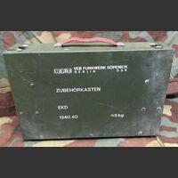 Cassetta Accessori RFT EKD-300 Cassetta Accessori RFT EKD-300 Accessori per apparati radio Militari