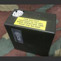 BA 5390/U Battery non-rechargeable BA 5390/U Apparati radio