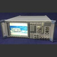 CMU 200 -versione Rack- Universal Radio communication Tester ROHDE & SCHWARZ CMU 200 -versione Rack Strumenti