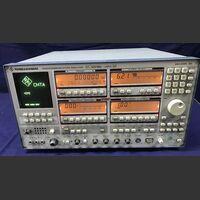 CMTA 54 Radiocommunication Analyzer ROHDE & SCHWARZ CMTA 54 Test set per radiocomunicazioni da 0,1 a 1000 Mhz Strumenti