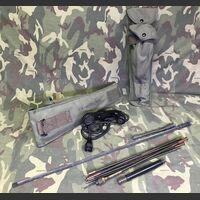 CW-216/A Sacca con accessori CW-216/A Accessori per apparati radio Militari