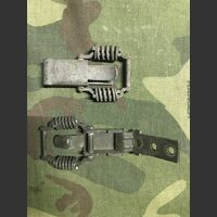 Clip di chiusura GRC Clip di chiusura GRC Accessori per apparati radio Militari