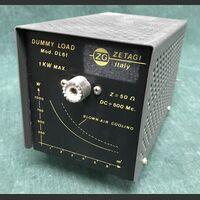 DL61 Dummy Load ZETAGI mod. DL61 Strumenti