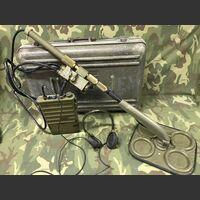 U.S. Army mod. NO. 4D-5000 Detecting Set -MINE- U.S. Army mod. NO. 4D-5000 Militaria