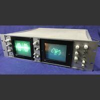 EV4040 + EV4020 TV Waveform monitor + TV Vector Monitor ELECTRONIC VISUAL EV4040 + EV4020 Strumenti