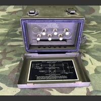 F-98/U Filter Assembly Electrical F-98/U Accessori per apparati radio Militari