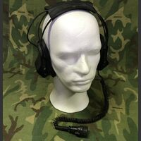 Cuffia H-251/U Con connettore UG-77 Accessori per apparati radio Militari