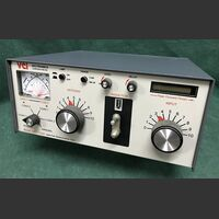 HFT-1500 Digital Peak Reading Antenna Tuner  VECTRONICS Model HFT-1500 Telecomunicazioni